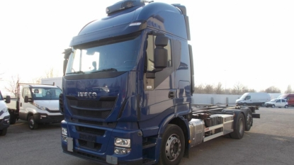 IVECO STRALIS AS260S48 Y/FS-CM