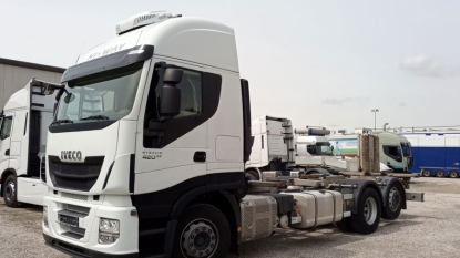 IVECO STRALIS AS260S42