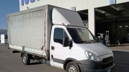 IVECO DAILY 35S14 METANO