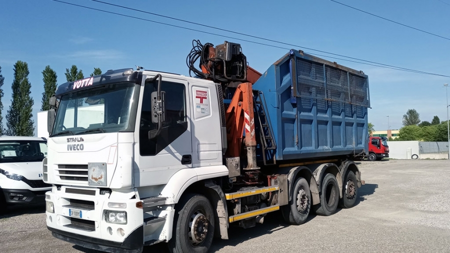 IVECO STRALIS AT320S43Y/PS