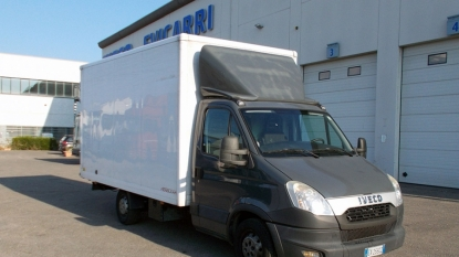 IVECO DAILY 35S15/P - MOTORE NUOVO