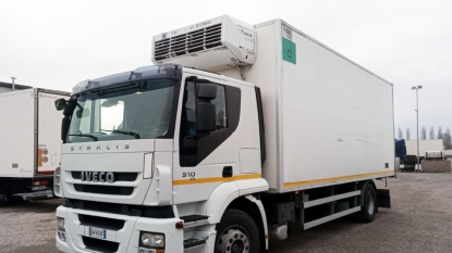 IVECO STRALIS AT190S31 ISOTERMICO