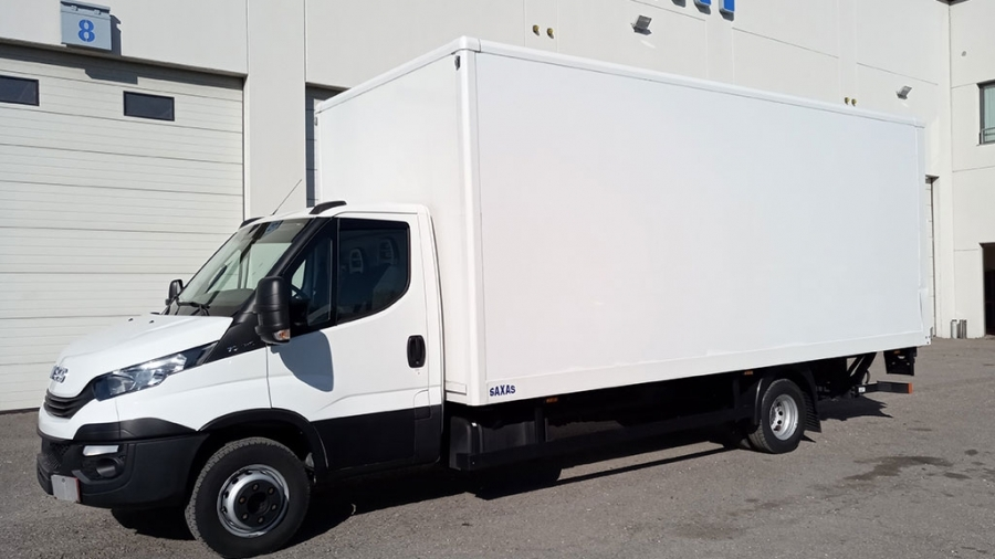 IVECO DAILY 70C18/P